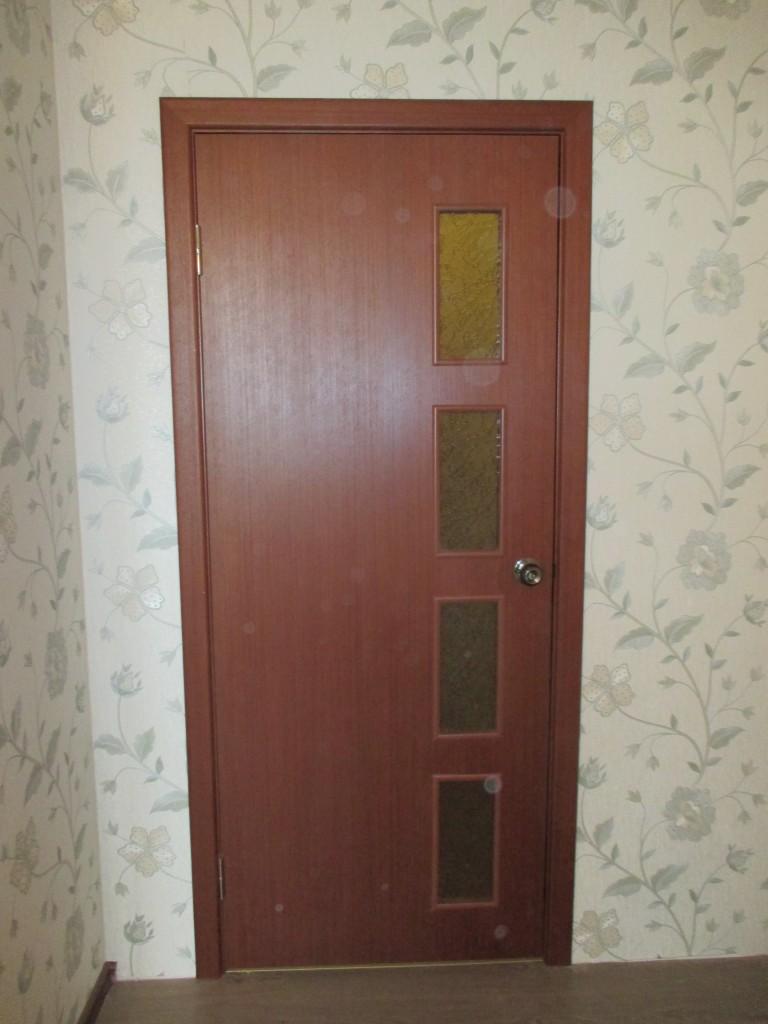 Установка дверей Рязань наши работы
