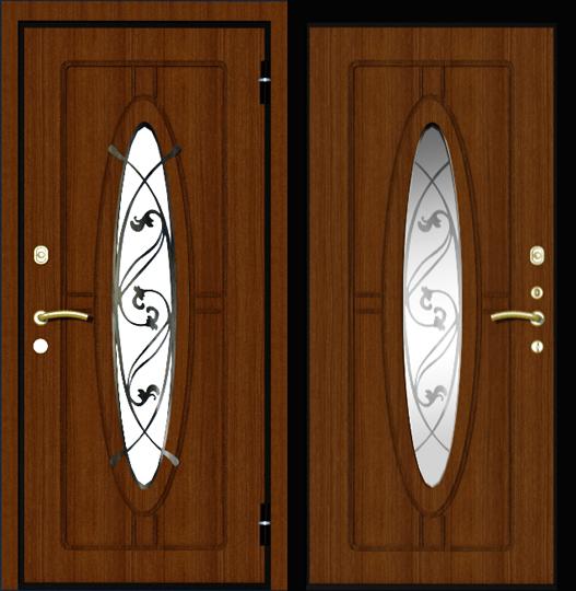 Металлические двери СтандартКС 2