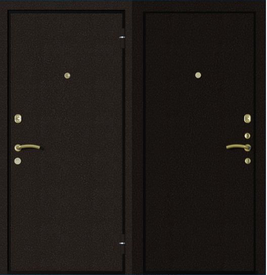 пушкин двери входные металлические