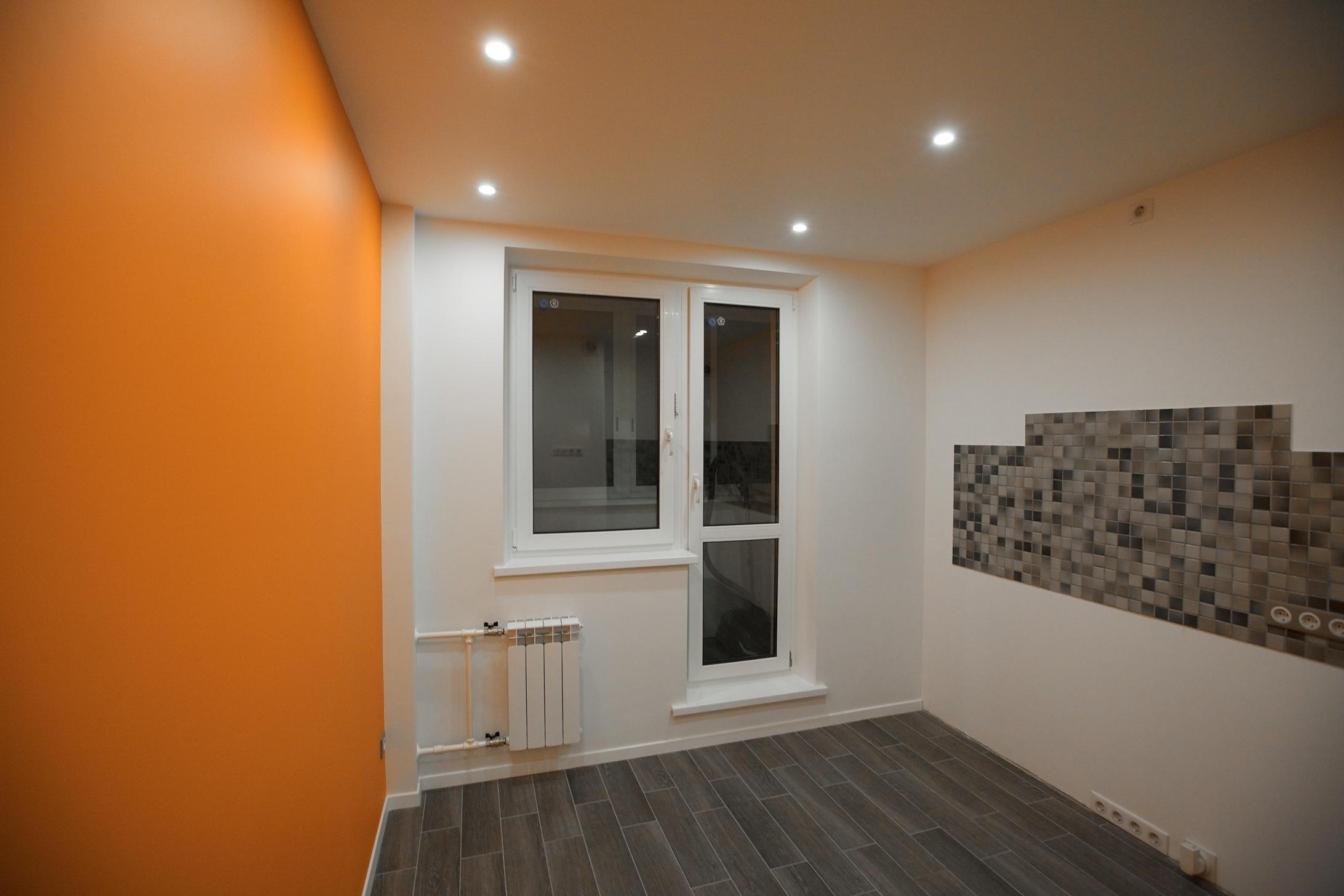 ремонт квартиры 1+1 фото