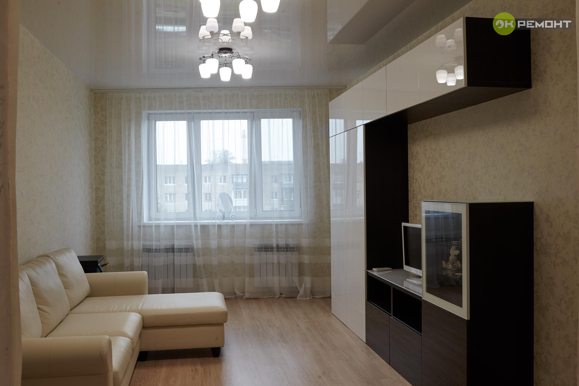 Ремонт в типовой квартире серии И-155МК в Москве от