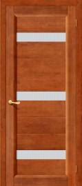 межкомнатная дверь вега 2 пчо тёмный орех