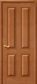 межкомнатная дверь м15 пг светлый лак