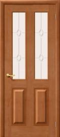 межкомнатная дверь м15 по светлый лак