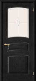 межкомнатная дверь м16 по венге
